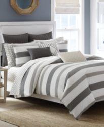 CLOSEOUT! Nautica Chatfield Bedding Collection, 100% Cotton