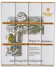 Charbonnel et Walker Alice Through the Looking Glass 12 piece Humpty Dumpty Chocolate Gift Set