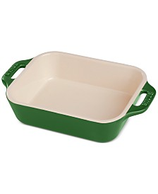"Staub Ceramic 10.5"" x 7.5"" Rectangular Baking Dish"