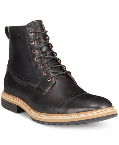 Timberland Men S West Haven 6 Quot Side Zip Boots All Men S