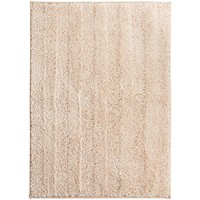 Deals on Mohawk Home Luster Stripe 20-in x 34-in Bath Rug