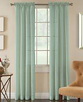 "Miller Curtains Pippa 50"" x 84"" Sheer Curtain Panel"