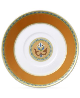 Samarkand Mandarin Collection Porcelain After Dinner Cup Saucer