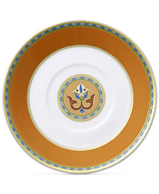 Villeroy & Boch Samarkand Mandarin Collection Porcelain After Dinner Cup Saucer