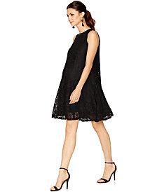 Taylor Maternity Lace Shift Dress