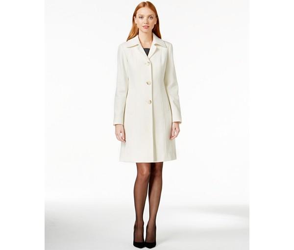 Classic Cream Coat