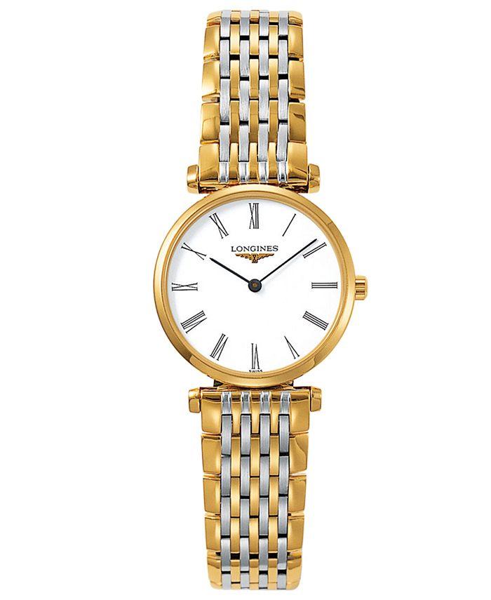 Longines - Two-Tone Bracelet Watch