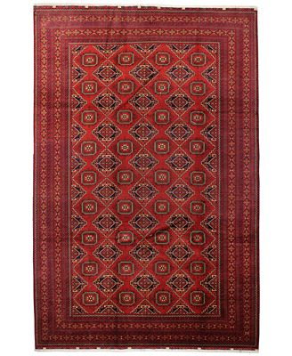CLOSEOUT!  Fine Rug Gallery, One of a Kind, Fine Beshir Red 7