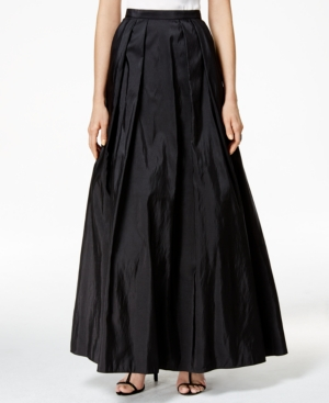 Victorian Skirts | Bustle, Walking, Edwardian Skirts Alex Evenings A-Line Ball Skirt $99.00 AT vintagedancer.com