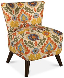 Grandview Adobe Accent Chair, Quick Ship