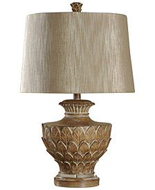StyleCraft Avadi Finish Table Lamp