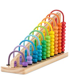 Melissa and Doug Kids' Add & Subtract Abacus