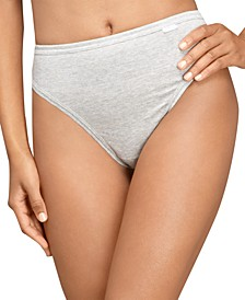 Plus Size Elance French Cut Underwear 3 Pack