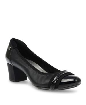 Anne Klein Guardian Block Heel Pumps
