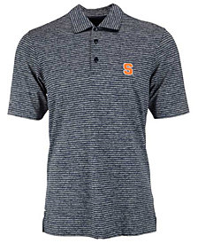 Antigua Men's Syracuse Orange Finish Polo