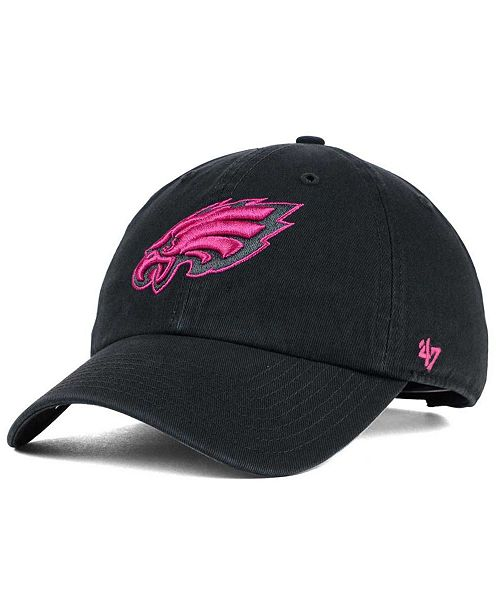 the latest 2d42b f73d4 ... Cap   47 Brand Women s Philadelphia Eagles Clean Up ...