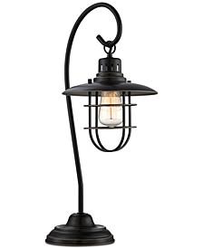 Lanterna Metal Table Lamp