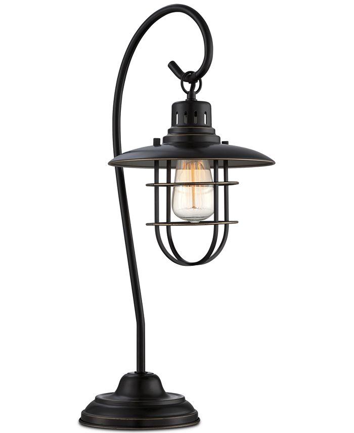Lite Source - Lanterna Metal Table Lamp