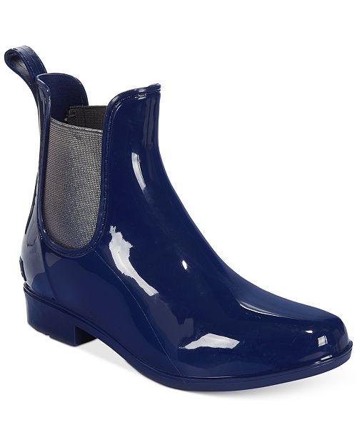 ec718734ba55 Lauren Ralph Lauren Women s Tally Short Rain Booties   Reviews ...