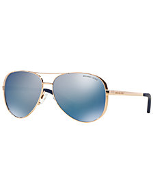 Michael Kors Polarized Sunglasses, MK5004 Chelsea