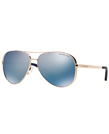 Michael Kors CHELSEA Polarized Sunglasses , MK5004