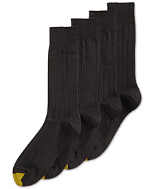 Gold Toe Premium Socks 4-Pack, Created for Macy's