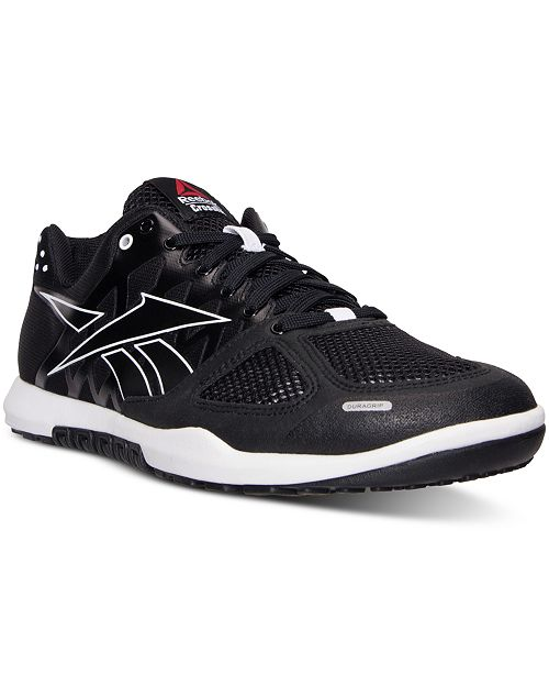 e0dfb321f2a3 Reebok Men s Nano 2.0 CrossFit Training Sneakers from Finish Line ...