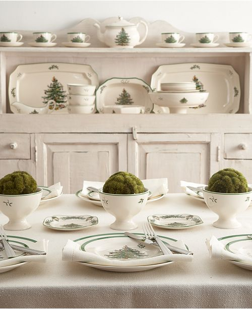 Spode Christmas Tree Sale: Spode Christmas Tree Dinnerware Collection & Reviews