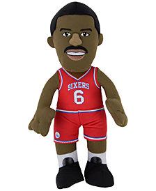 Bleacher Creatures Julius Erving Philadelphia 76ers Plush Player Doll