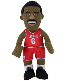 Bleacher Creatures Julius Erving Philadelphia 76ers Plush Player Doll