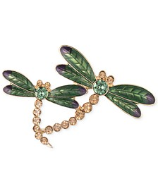 Gold-Tone Dragonfly Pin, Created for Macy's