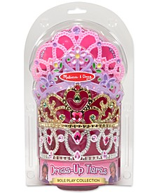 Girls' 4-Pack Dress-Up Tiaras