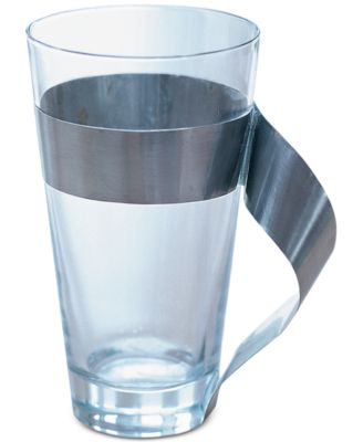 Dinnerware New Wave Glass Latte Mug