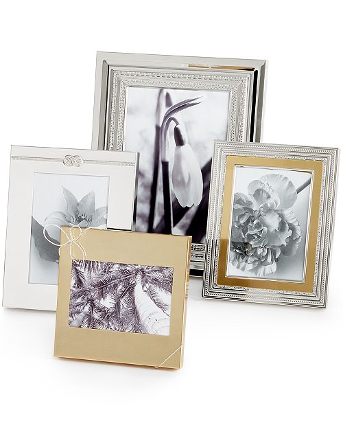 Vera Wang Wedgwood Frame Collection Picture Frames Macys