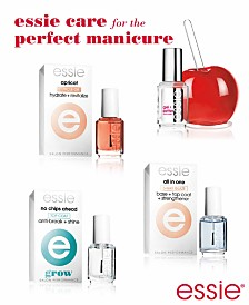 essie care for the perfect manicure