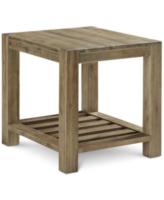 Canyon End Table, Created for Macy's