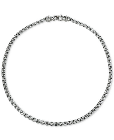 Chain Necklace, 22
