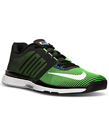Nike Men's Zoom Speed TR 2015 Training Sneakers from Finish Line
