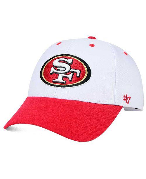 824a9ed2 '47 Brand San Francisco 49ers Audible MVP Cap & Reviews - Sports ...