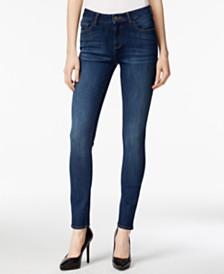 M1858 Megan Skinny Dark Blue Wash Jeans, Created for Macy's