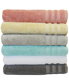 CLOSEOUT! Jessica Simpson Made in the USA Bath Towel Collection
