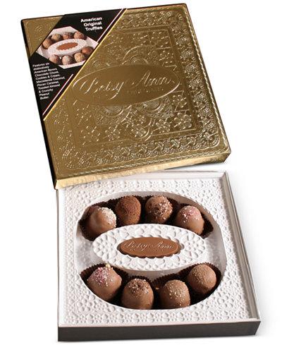 Betsy Ann Chocolates 8-piece American Original Truffles