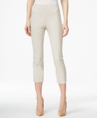 Image of Style & Co Pull-On Capri Pants, Only at Macy's