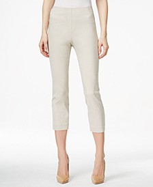 Petite Pull-On Capri Pants, Created for Macy's