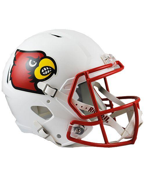 Riddell Louisville Cardinals Speed Replica Helmet