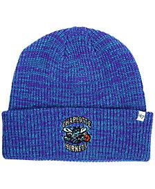 '47 Brand Charlotte Hornets Lancaster Cuff Knit Hat