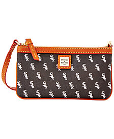 Dooney & Bourke Chicago White Sox Large Slim Wristlet