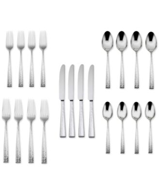 18/10 Stainless Steel Cabria 5 Piece Place Setting
