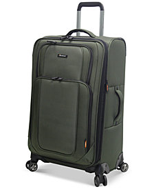 "CLOSEOUT!  Pathfinder Presidential 25"" Expandable Spinner Suitcase, Created for Macy's"
