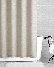 "CLOSEOUT! Hotel Collection Linen 72""x 72"" Shower Curtain"